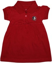 Florida State Seminoles Polo Dress w/Bloomer