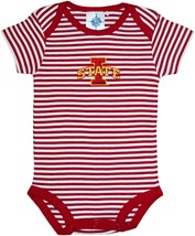 Iowa State Cyclones Infant Striped Bodysuit