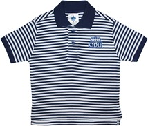 Old Dominion Monarchs Striped Polo Shirt