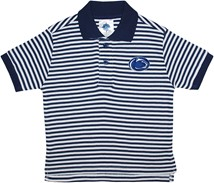 Penn State Nittany Lions Striped Polo Shirt