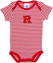 Rutgers Scarlet Knights Infant Striped Bodysuit