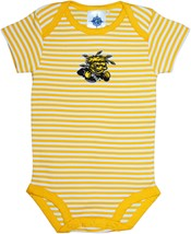 Wichita State Shockers Infant Striped Bodysuit