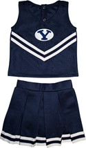 BYU Cougars 2 Piece Toddler Cheerleader Dress