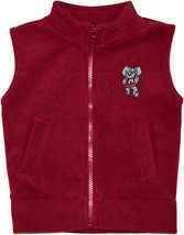 Alabama Big Al Polar Fleece Vest