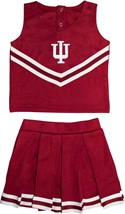 Indiana Hoosiers 2 Piece Youth Cheerleader Dress