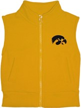 Iowa Hawkeyes Polar Fleece Vest