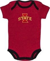 Iowa State Cyclones 2 Tone Bodysuit