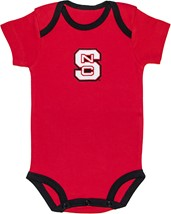 NC State Wolfpack 2 Tone Bodysuit
