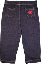 Nebraska Cornhuskers Block N Denim Infant Jean