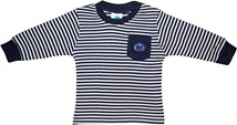 Penn State Nittany Lions Long Sleeve Striped Pocket Tee