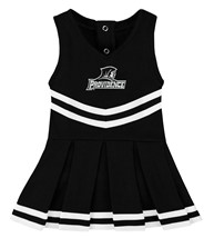 Authentic Providence Friars Cheerleader Bodysuit Dress