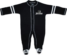Official Providence Friars Sports Shoe Footed Romper